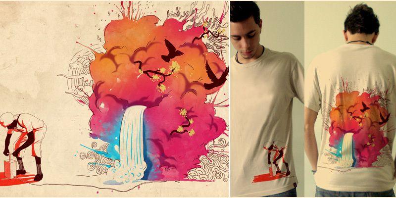 Inspiration: Awesome T-shirt Designs   Abduzeedo Design Inspiration