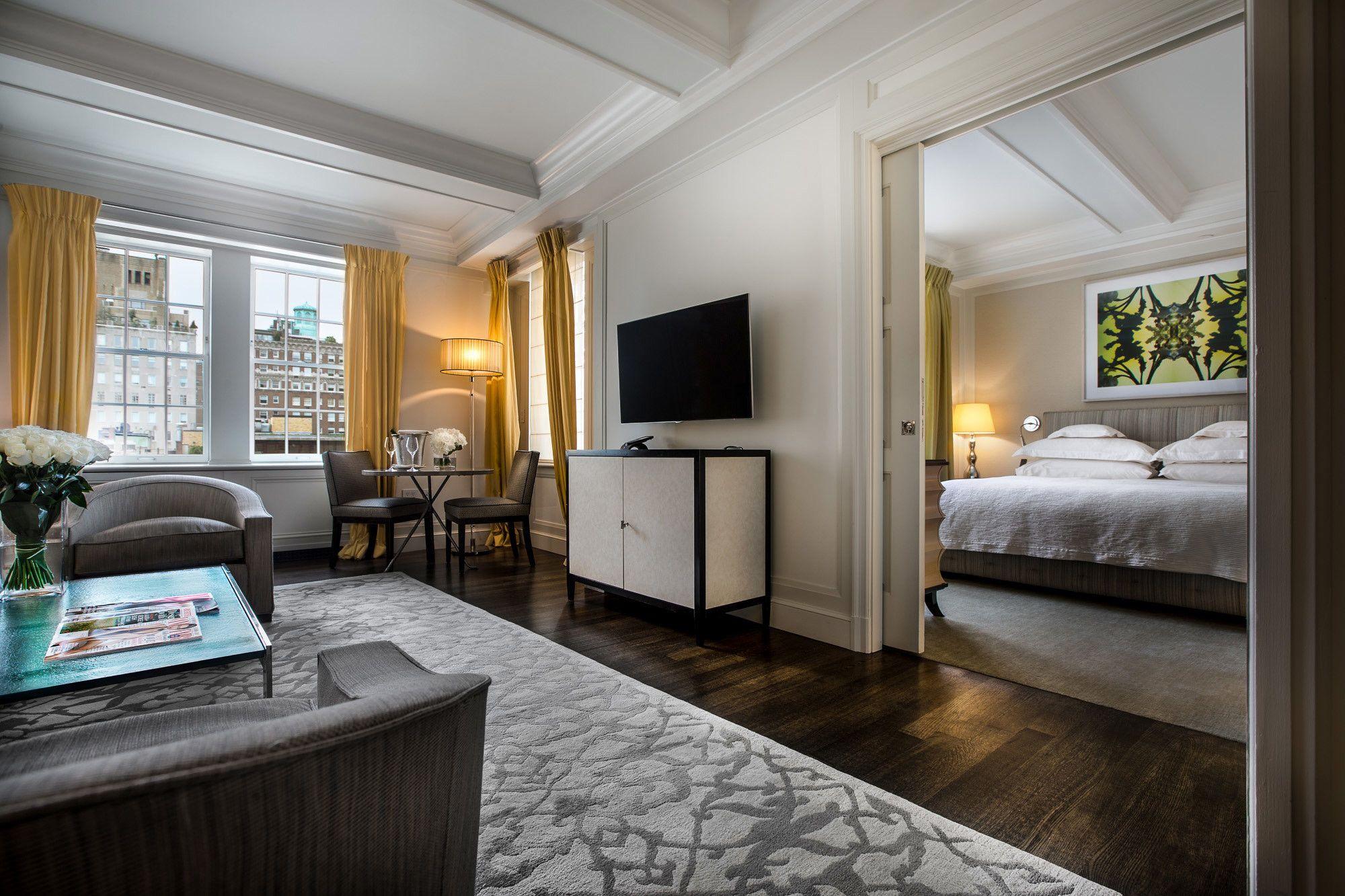 Manhattan One Bedroom Luxury Hotel Suite Manhattan Hotels