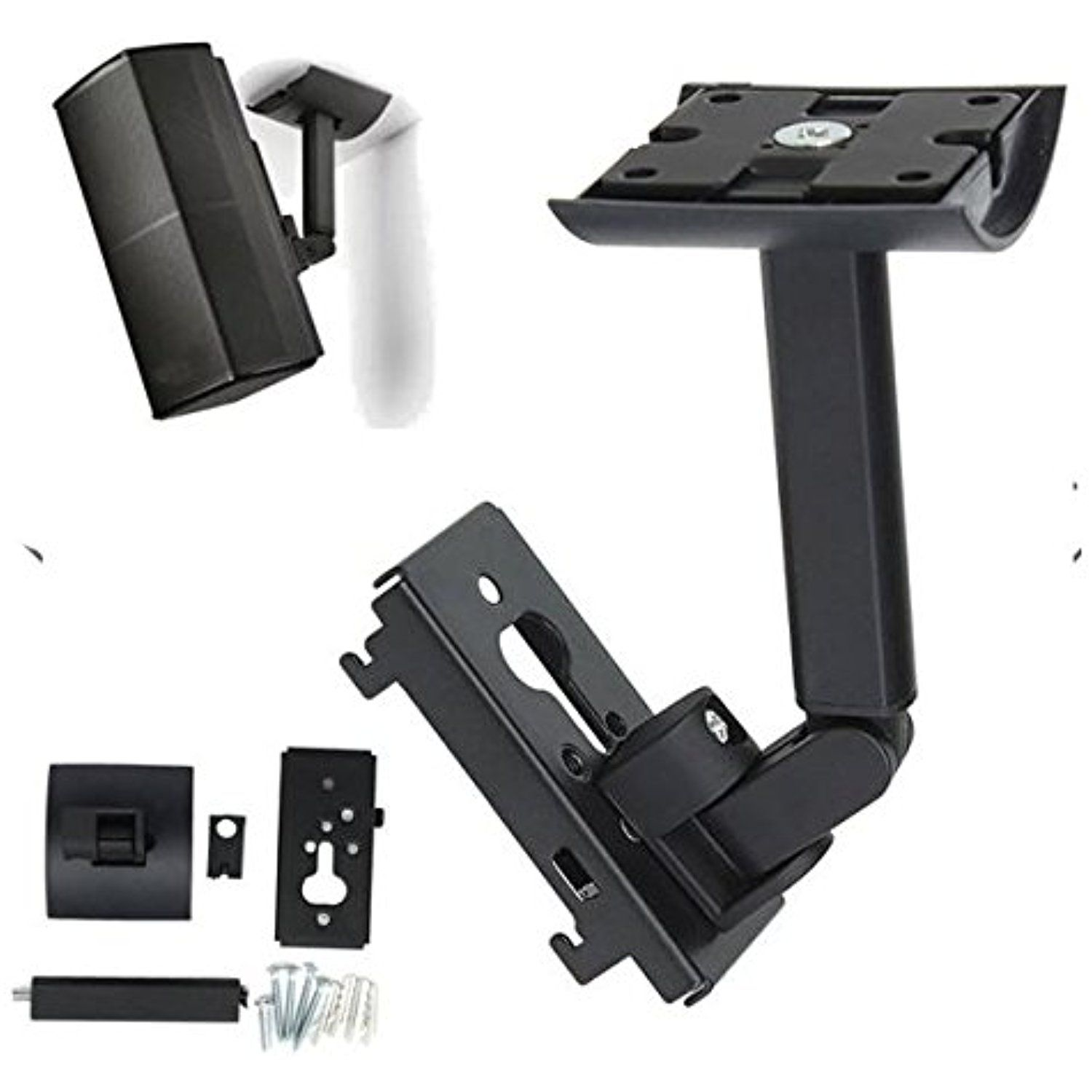 Ub20 Series 2 Ii Wall Ceiling Bracket Mount Fit For Bose All Lifestyle Cinemate By Advanced Read More At The Image Link This Is With Images Wall Mount Bracket Bracket