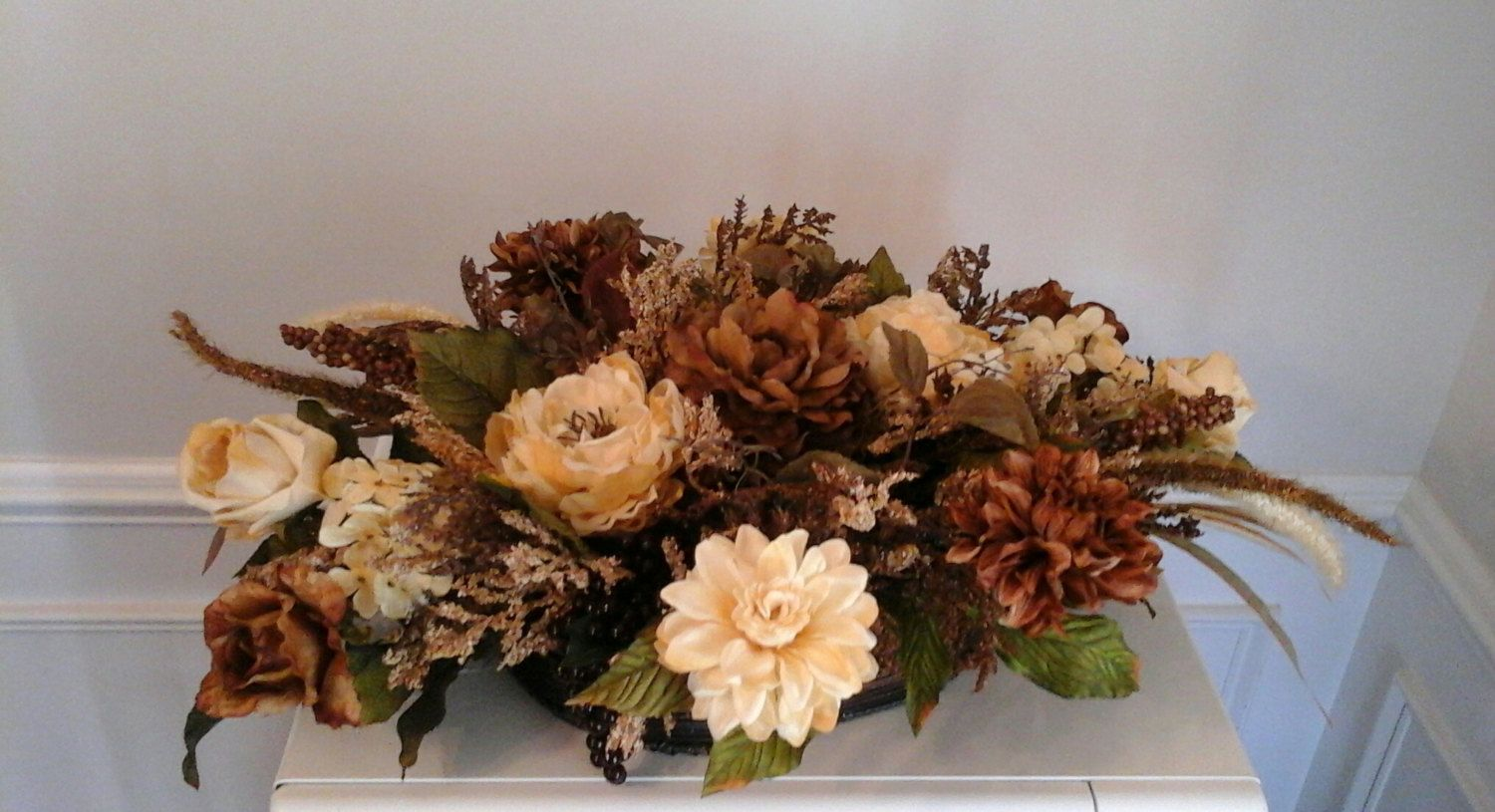 Floral Arrangement Floral Centerpiece SHIPPING INCLUDED
