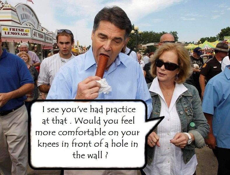 Rick Perry The Corn Dog Incident Corn Dogs Feelings Memes