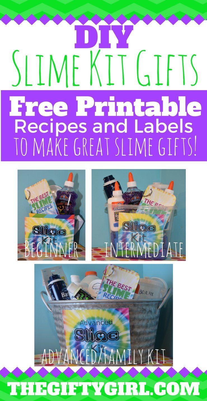 Slime O Rama Three Of The Best Diy Slime Kits For Gifts Christmas