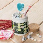 Dots pattern candy dish - Candy Jar