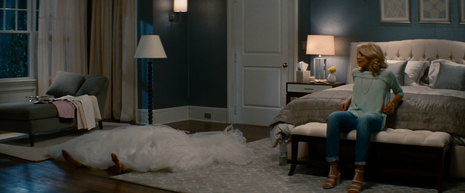 The Other Woman - Bedroom (movies)