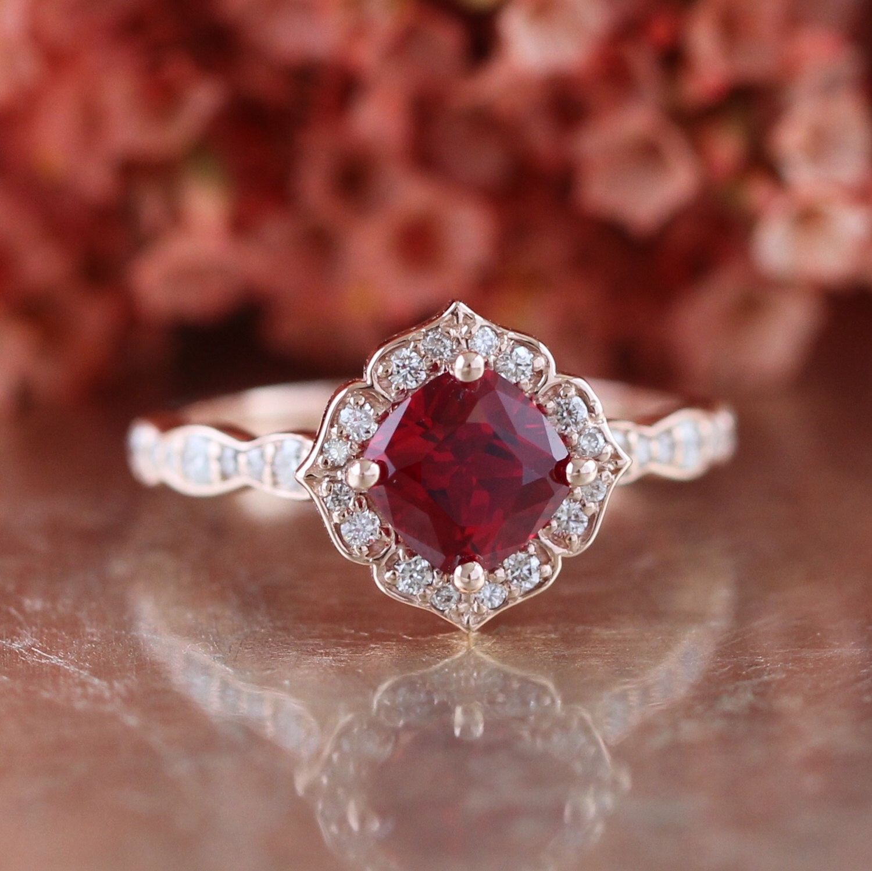 18+ Ruby wedding rings cost ideas
