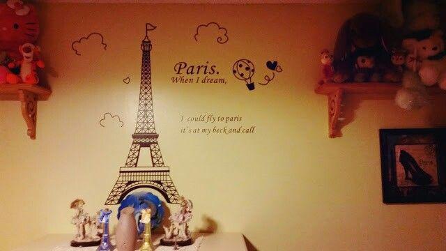 My Room Deco. #Paris