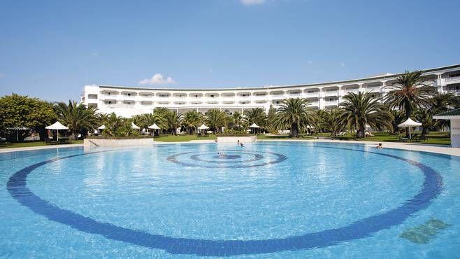 Riu Palace Oceana Hammamet #Tunisia