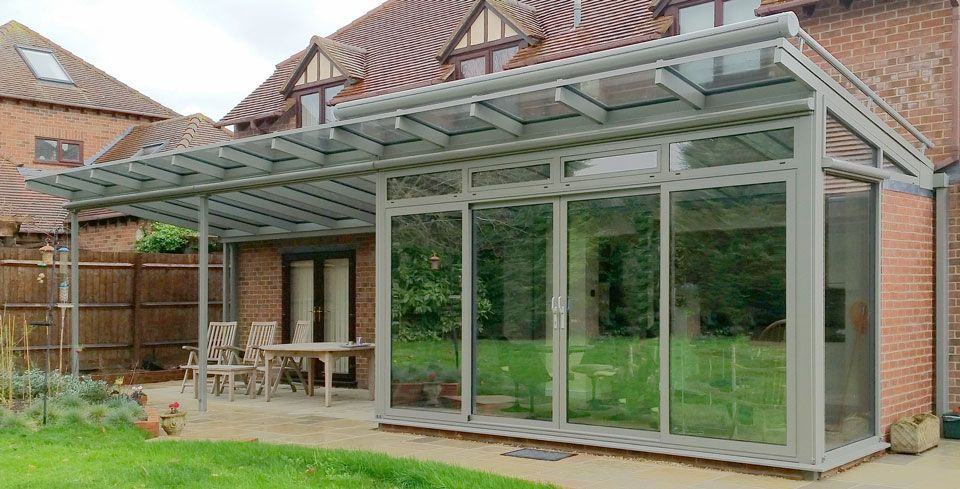 Aluminium conservatories glass rooms and winter gardens for Glass rooms conservatories