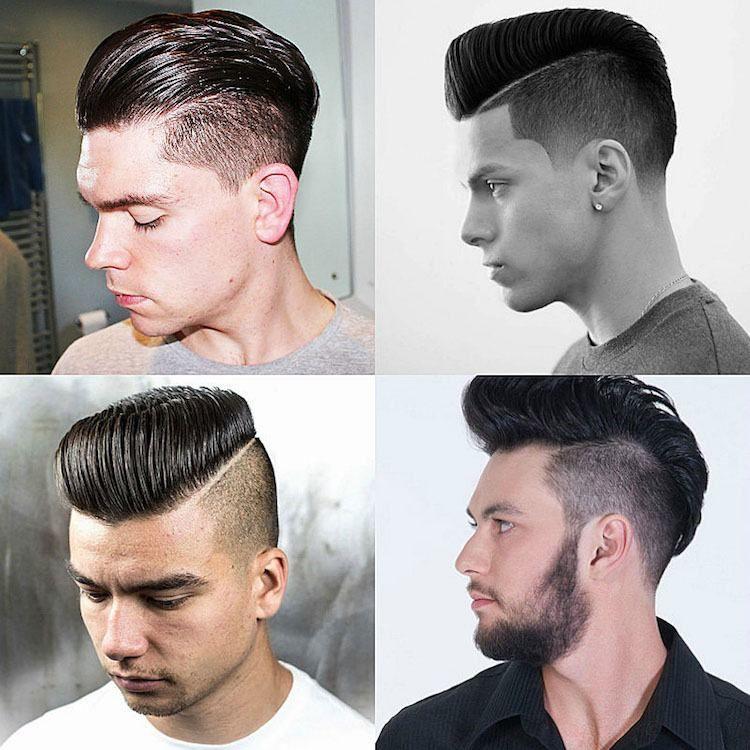 coupe de cheveux homme courte