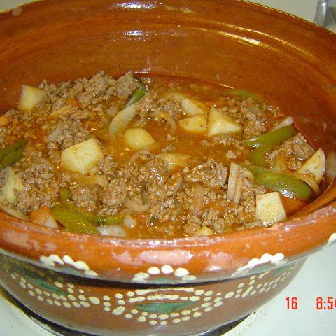 Best Mexican Picadillo Recipe Yummly Recipe Mexican Food Recipes Authentic Food Picadillo Recipe