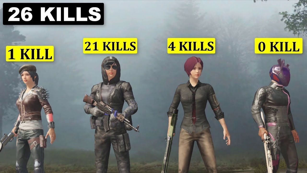 They Did Not Believe 26 Kills Squad Gameplay Kolachi Pubg Mobile Youtube Gameplay Believe