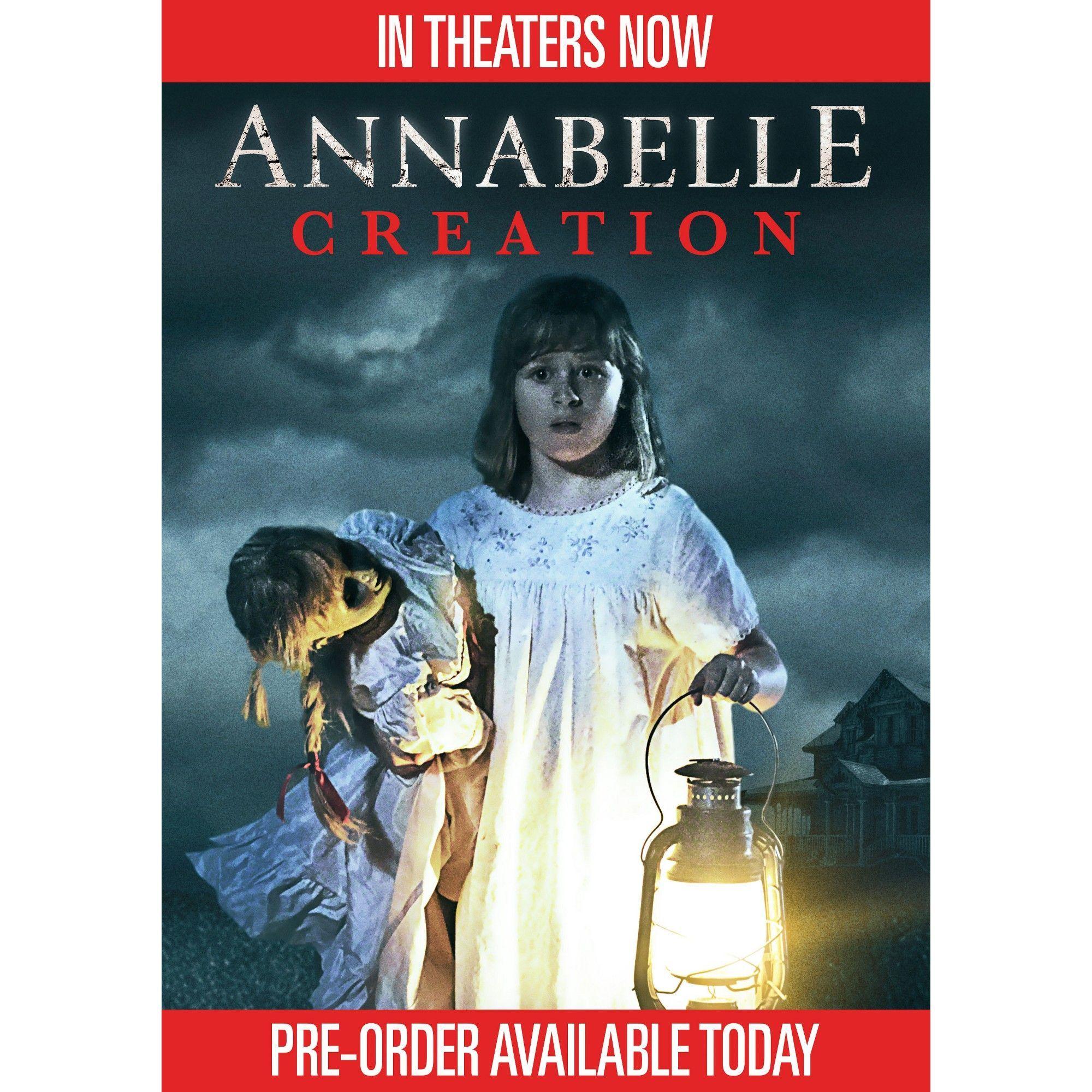 Annabelle Creation (Blu-ray + Dvd + Digital)