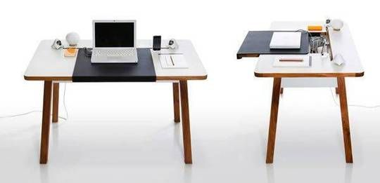 5 Office Desks With Built In Cable Management