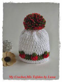 My Crochet , Mis Tejidos by Luna: septiembre 2013