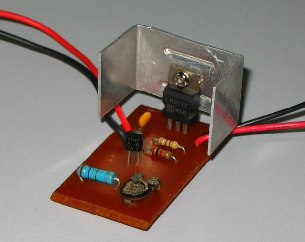 Led Drivers Battery Chargers Solar Circuits How To Make 0 To 12v