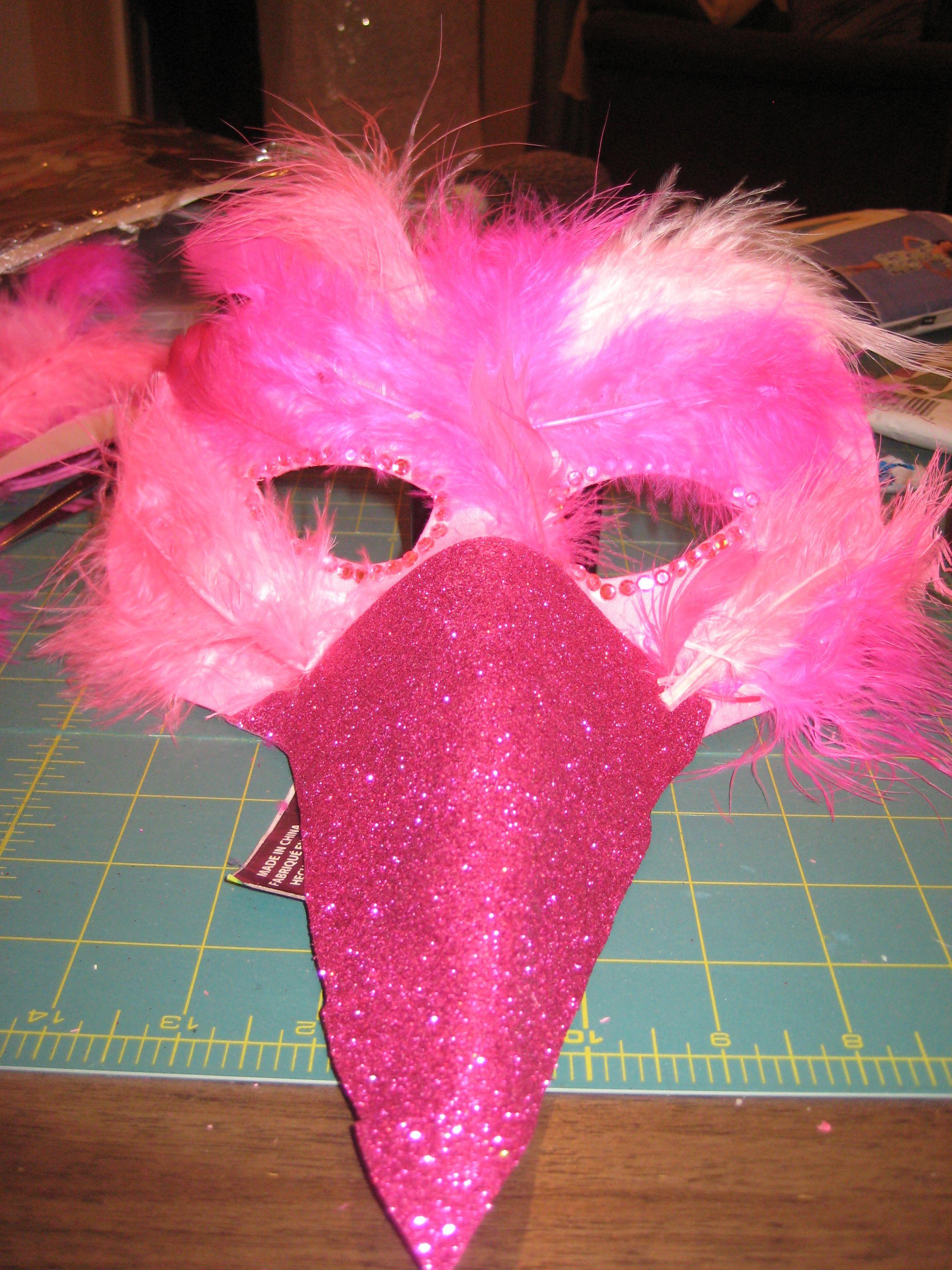 Flamingo Costume Flamingo Costume Flamingo Halloween