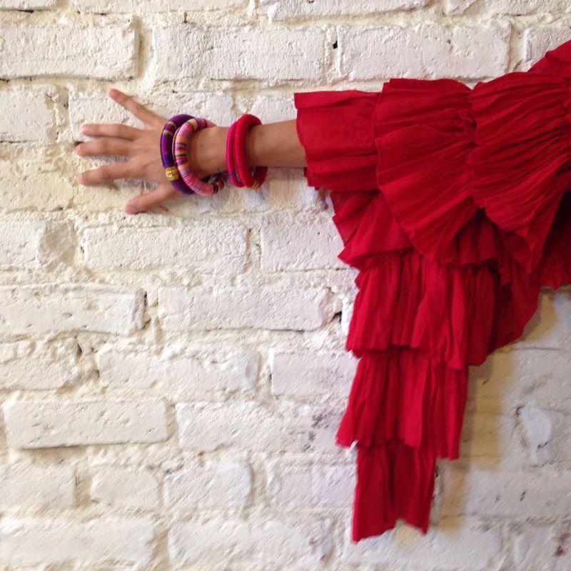 #red #whitebrick #closetcircuit