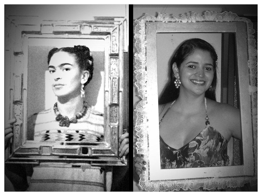 Frida y yo!