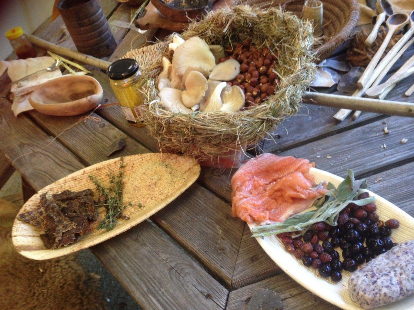 Hunter Gatherer Food