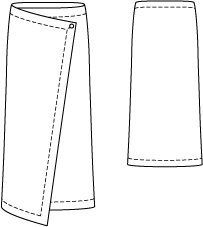 CircleSkirtInstructions in addition Thing also Thing as well Thing also Set Different Types Skirts Thin Line 593740688. on straight skirt