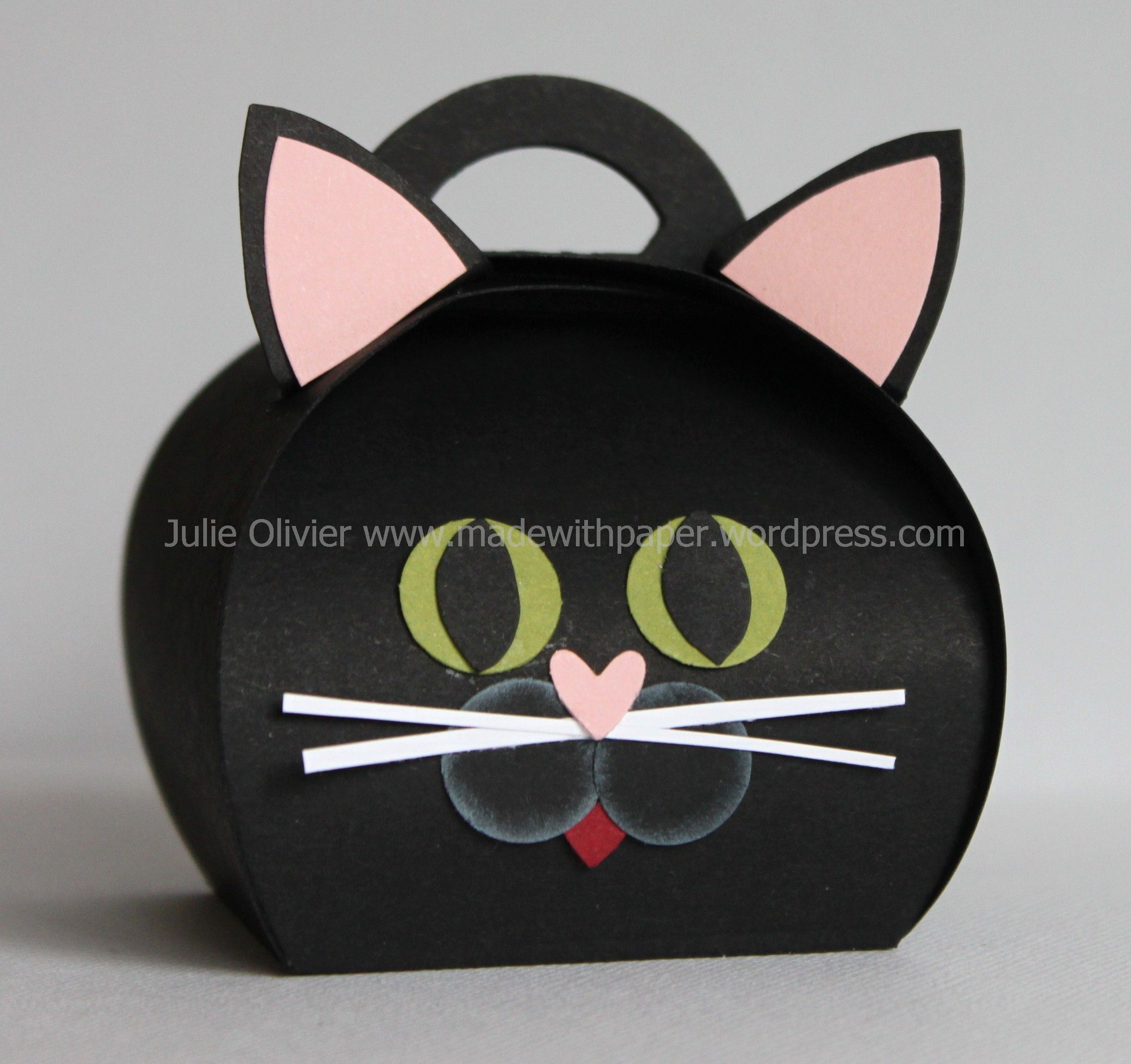 Cat Curvy Box