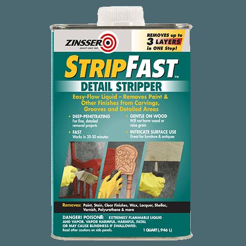 Polyurethane stripper products — 3