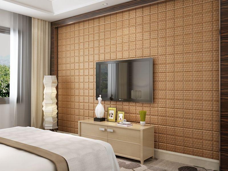 3d wallpaper for wall - china pe foam 3d wall sticker manufacturer