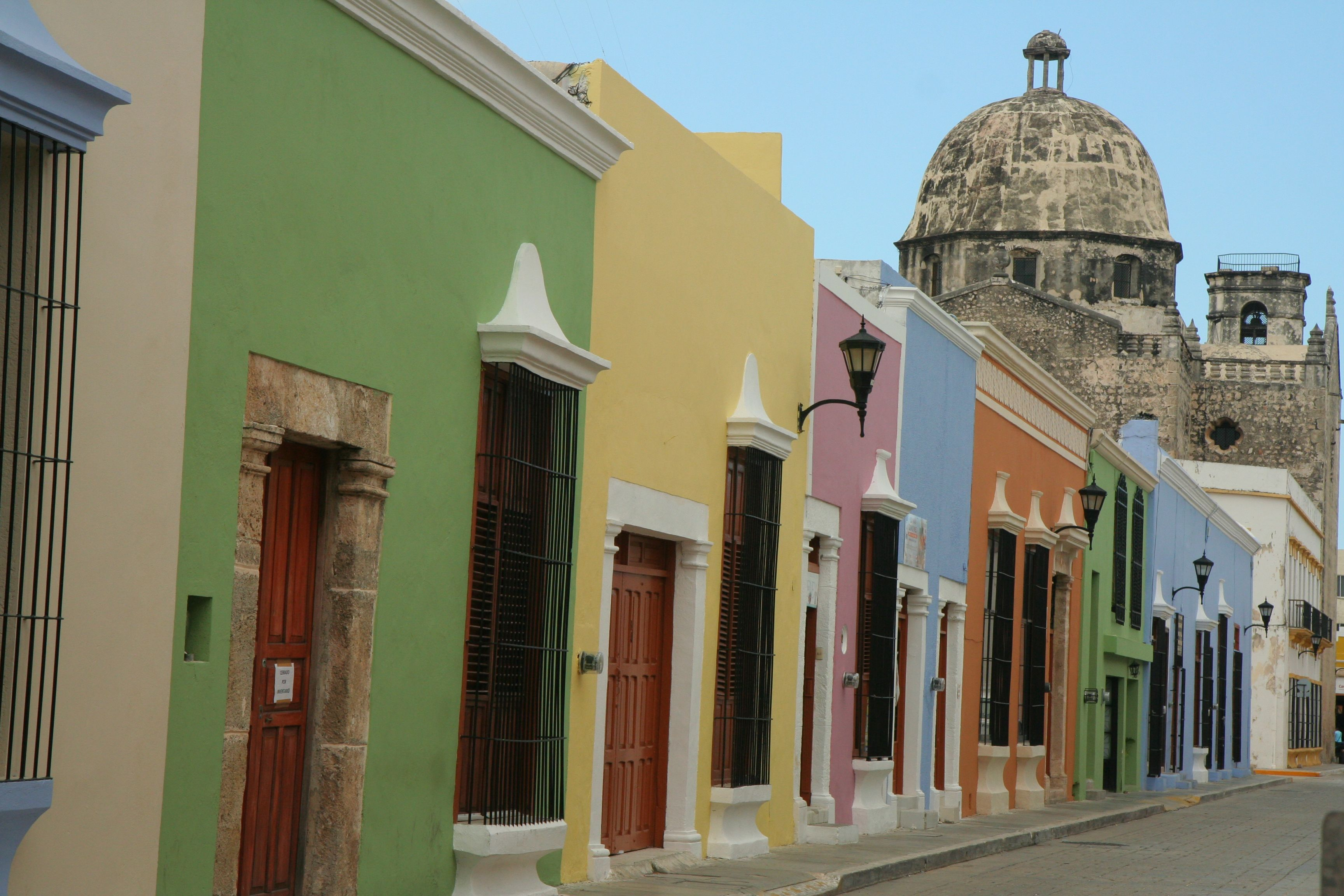 Image result for colonial homes in mexico