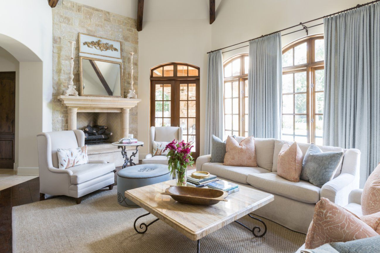 Dodson And Daughter Interior Design Interior Designer Houston Tx Top Interior Desi Williamsburg Interior Design Cozy Living Room Furniture Interior Design