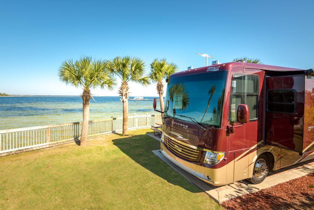 Destin West Rv Resort Destin Florida Luxury Rv Resort Luxury Rv Resorts Beachside Resort Visit Florida
