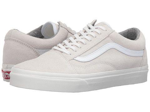 Vans Old Skool™ | style | Vans shoes, Suede skate shoes