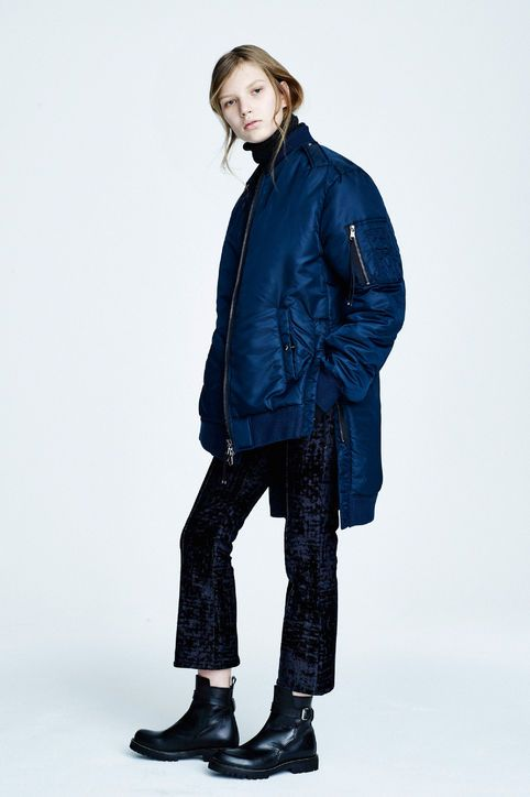 These Designers Prove That the Bomber Jacket Is the Newest Trend ...