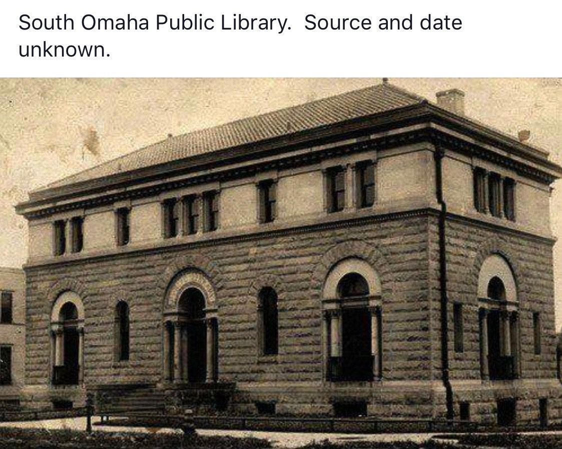 Omaha image by Bill Glaser on Omaha History Historic