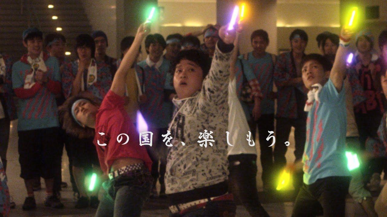 日清杯麵現代武士,カップヌードルCM 「現代のサムライ 篇」 30秒 / でんぱ組.inc