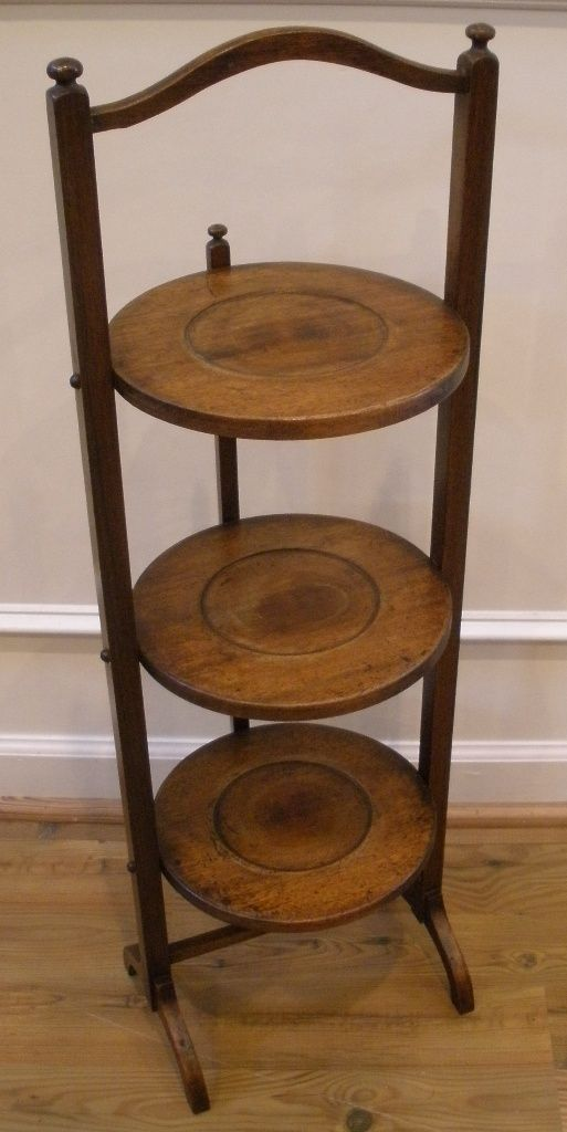 Antique English Mahogany Three Tier Cake Stand From Streetsoflondonantiques On Ruby Lane Three Tier Cake Stand Coffee Table Antiques