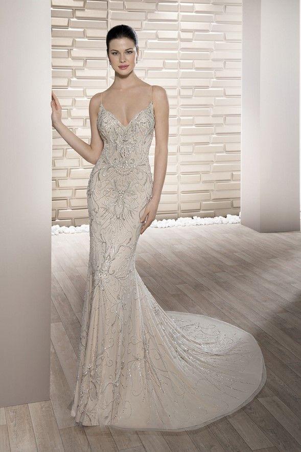 84224d7cc549 Νυφικά Φορέματα Demetrios Collection - Style 695
