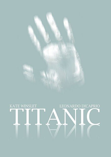 Minimalmovieposters In 2020 Alternative Movie Posters Titanic