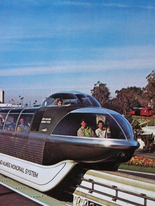 yourland:  Monorail, 1967