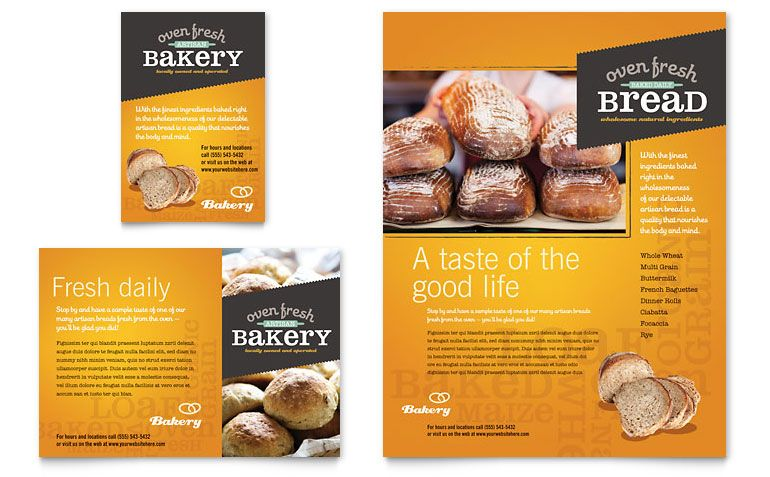Flyer Examples. Free Flyer Templates Sample Flyers & Examples ...