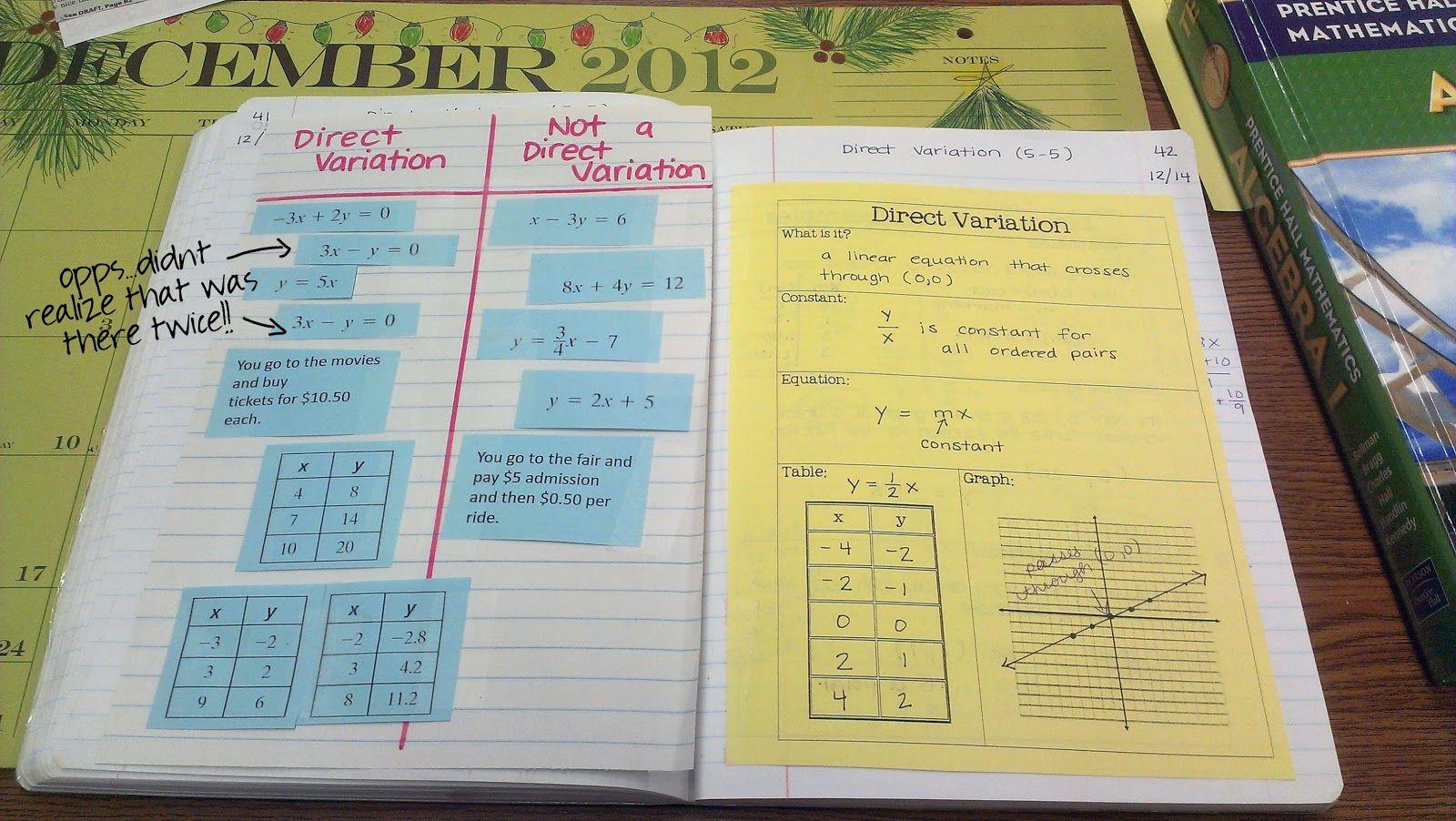 medium resolution of 8 Direct Variation ideas   direct variation