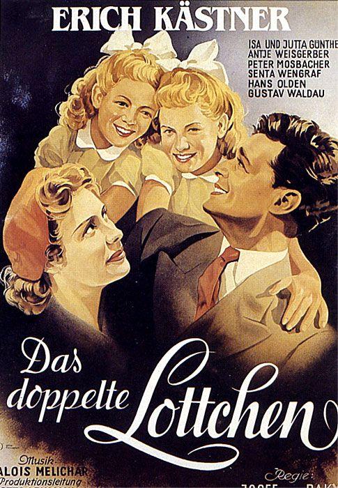 Poster zum Film: Das doppelte Lottchen.