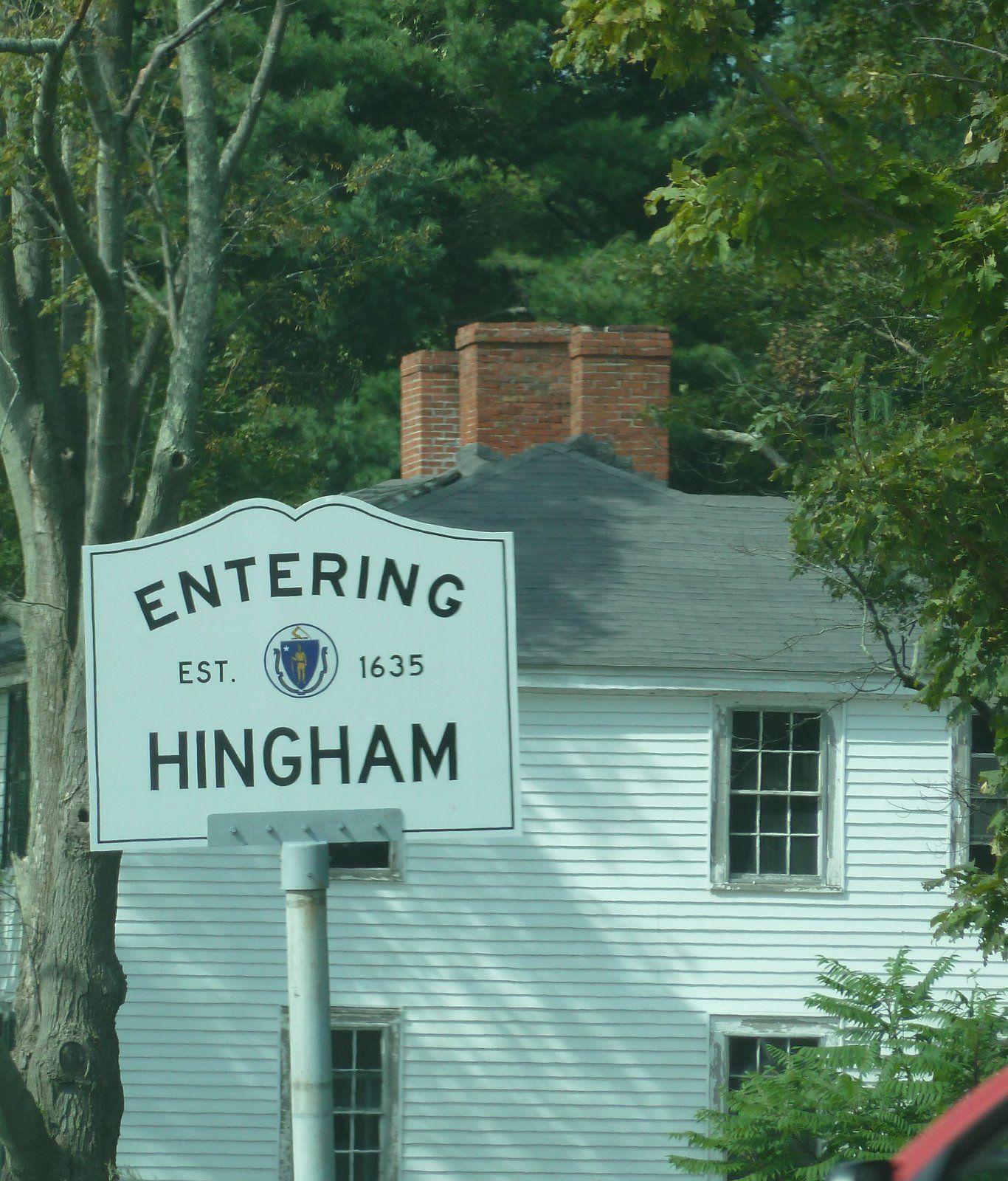 Hingham Ma Henry Tuthill 1635 1644 Hingham Ma