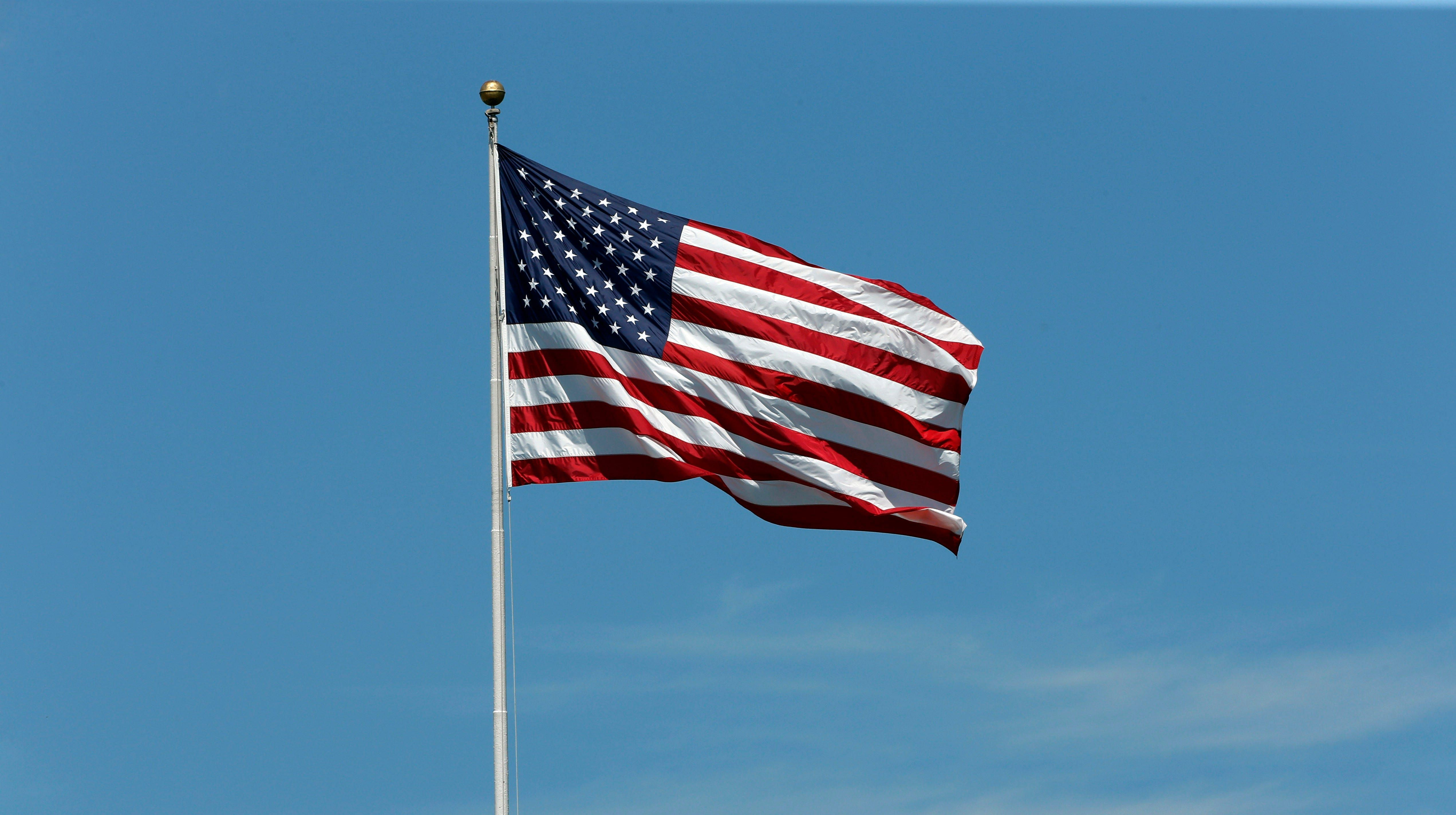 Since The United States Has Followed The U S Flag