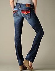 True Religion Brand Jeans: Billy Baja Straight $238