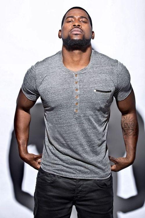 Big sexy black men