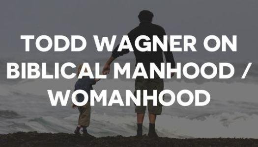 Todd Wagner Speaks With Family Life Radio On Biblical Manhood / Womanhood