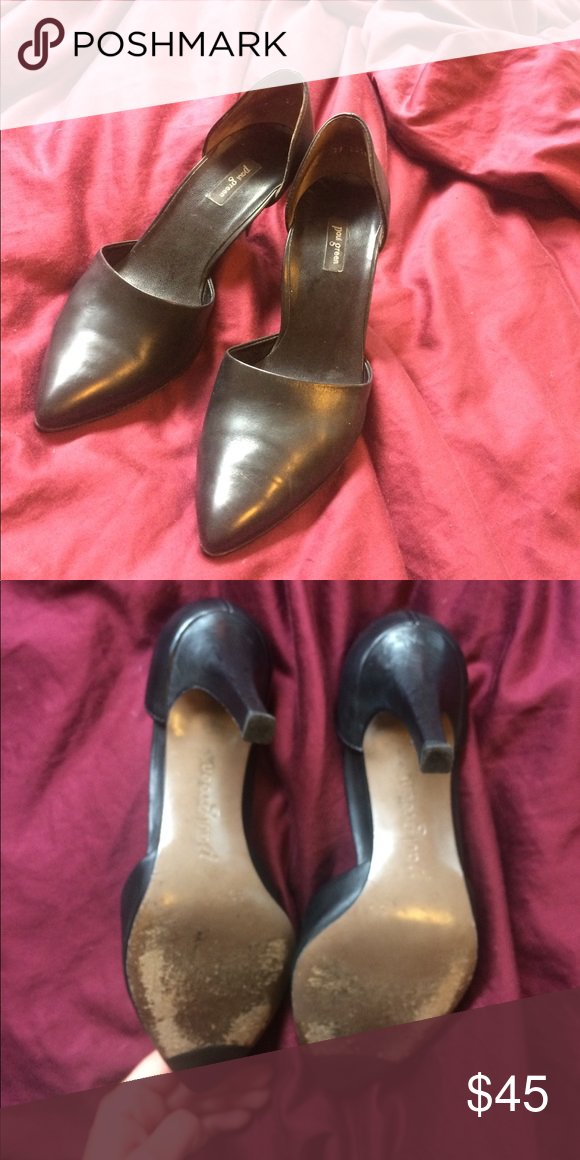 40d485f3403 Paul Green Julia D Orsay pumps in black Well worn but still in good shape  with plenty of life left in them. Simple black heel