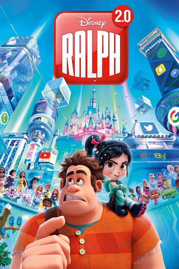 Le Monde De Ralph Streaming : monde, ralph, streaming, Regarder, Streaming, Ralph, FiLM., LiGNe, PlEiN, Wreck, Ralph,, Internet, Movies,, Disney, Films