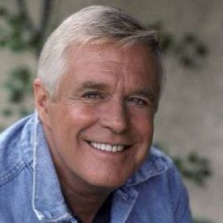George Peppard- A-Team (tv series) along with Dustin Nguyen.
