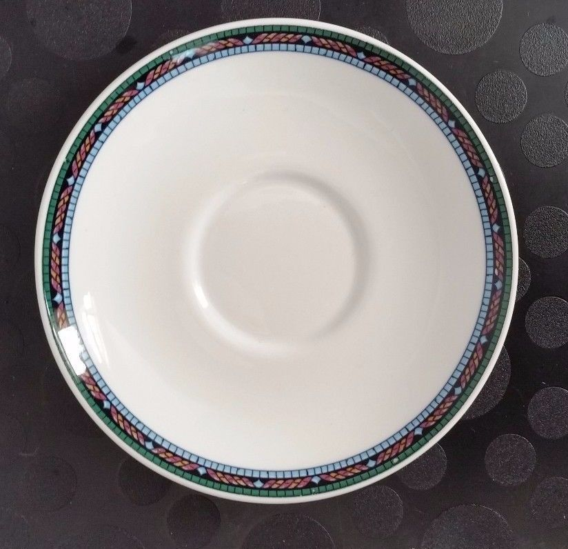 Dudson Stoke on Trent England Saucer Rim 5.75 inch Fine China Plate ...